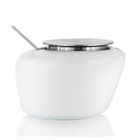 Blomus Copo Sugar Bowl With Spoon