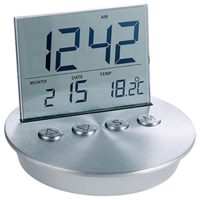 Out Of Gray   Rosewell Alarm Clock