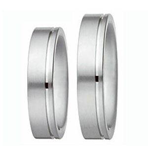 Fidelity White Gold Ring