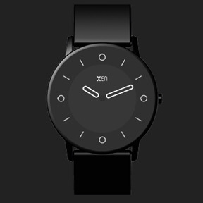 all black men watches best watchess 2017 zero all black watch out of gray timeless modern european design watches mens womens